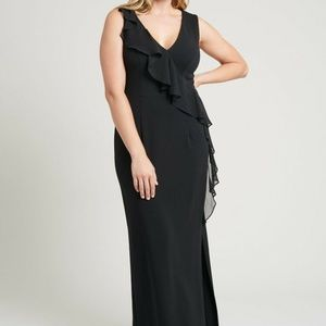 Connected Apparel Womens Sara 2.0 Dress Black